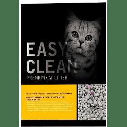 Arena Sanitaria Easy Clean (aroma limón) 8 Kg