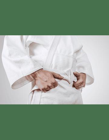 Traje para Aikido o Judo