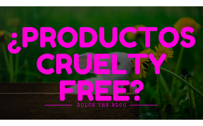 Debunking Cruelty Free Product Myths