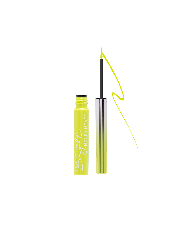 Dare To Be Bright Eyeliner - Money Moves
