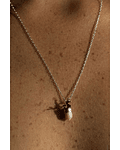 Mini punta de Opalo Rosa