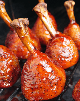Chicken Lollipop Ahumado