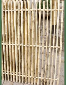 Panel Rígido con Anillos Bambú