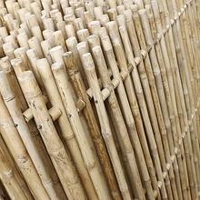 Panel de Bambú con argollas