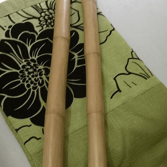Bambú Aurea dimensionada y preparado para decoración - Image 3