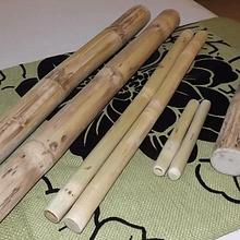Set Bambuterapia con 8 piezas de colihue
