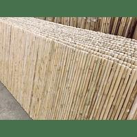 Panel con varas de Colihue
