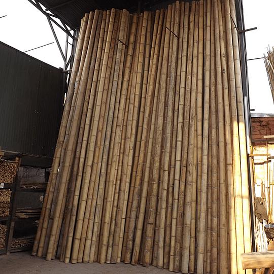 Bambú Guadua Natural - Dimensionado (AGOTADO HASTA NOVIEMBRE) - Image 1