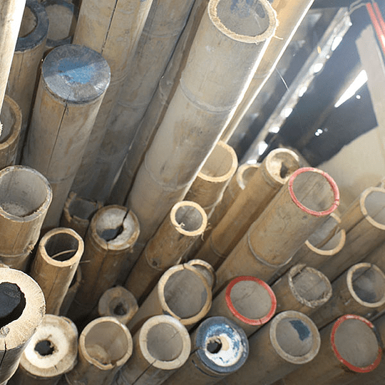 Bambú Guadua Natural - Dimensionado (AGOTADO HASTA NOVIEMBRE) - Image 3