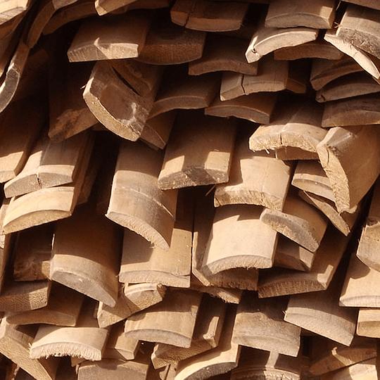 Tablillas de Bambú - Image 1