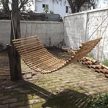 Hamaca Bambú