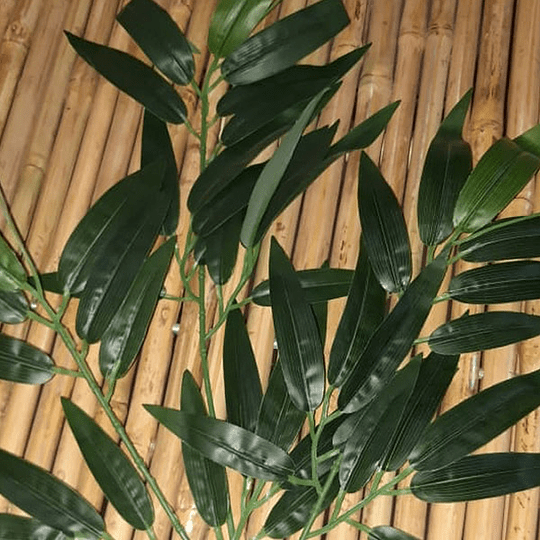 Hojas Artificiales de Bambú - Image 2