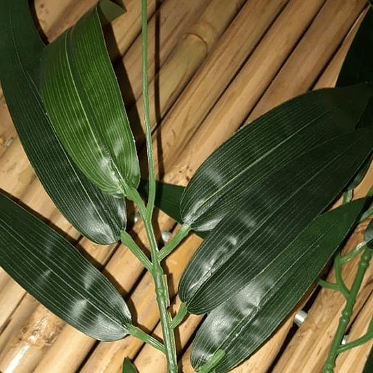 Hojas Artificiales de Bambú - Image 3