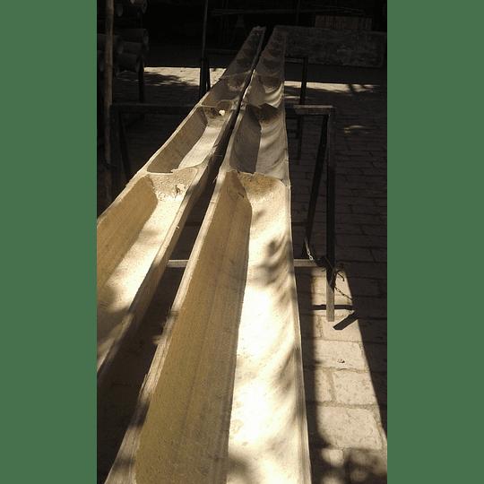 Bambú Asper Natural - Media Caña - Image 5