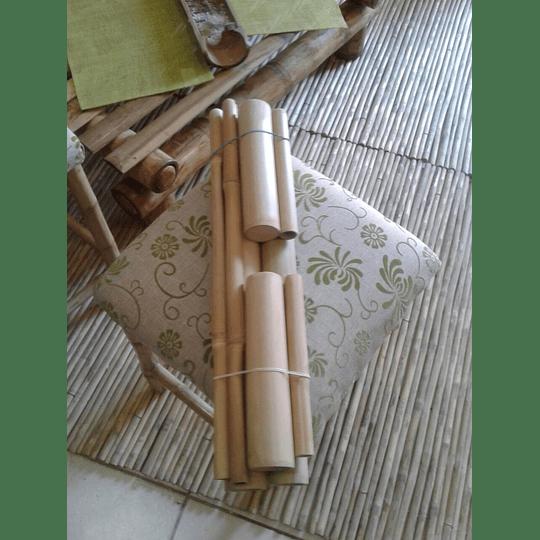 Set Bambuterapia de Bambú Moso - Image 2