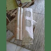 Set Bambú Terapia con 8 piezas de colihue