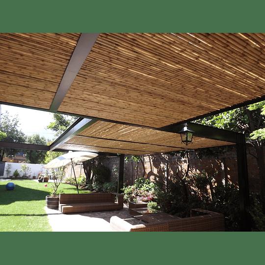 Panel Rígido Compacto de Bambú Colihue - Image 1