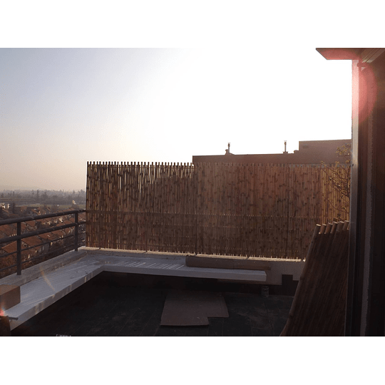 Panel Rígido Compacto de Bambú Colihue - Image 2