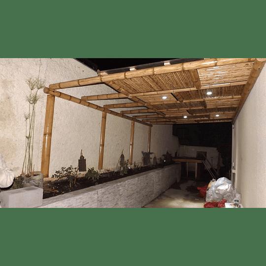 Panel Rígido Compacto de Bambú Colihue - Image 3