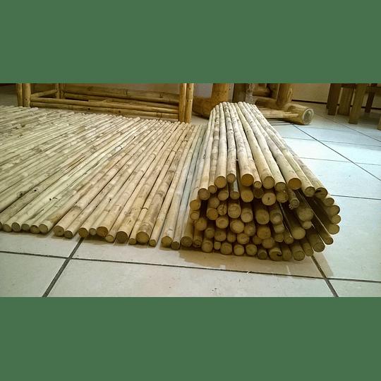 Panel Flexible Compacto de Bambú Colihue - Image 1