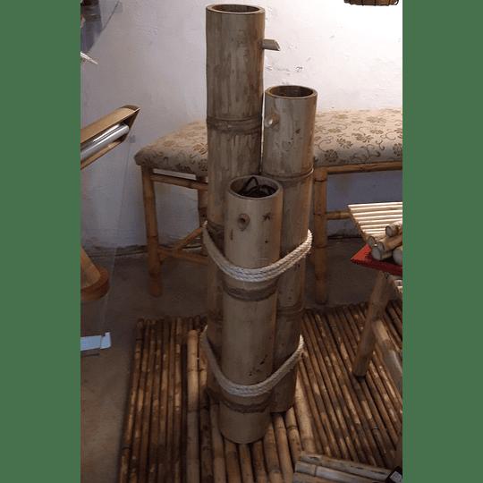 Fuente de Agua con Bambú (FABRICADAS A PEDIDO) - Image 3