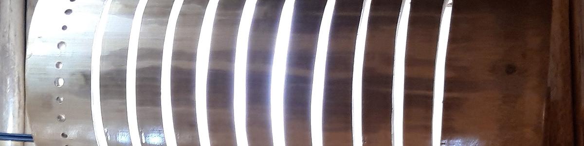 Lámparas de Bambú