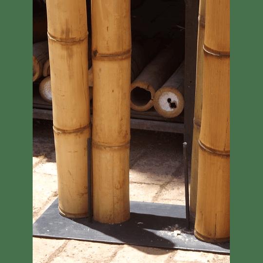 Bambú Guadua Dimensionada y Preparado para decoración - Image 5