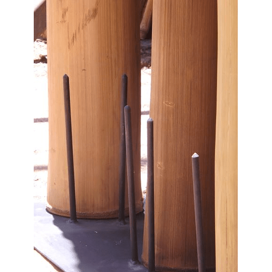 Bases Soporte en fierro pintado - Image 4