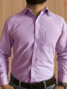 Camisa Manga Larga  Dexter Rosada