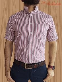 Camisa Manga Corta Raya