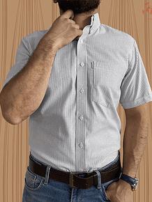 Promoción Camisa Manga Corta Oxford x 5