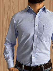 Promoción Camisa Manga Larga X 5