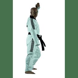 Uniforme Master Nacional color blanco