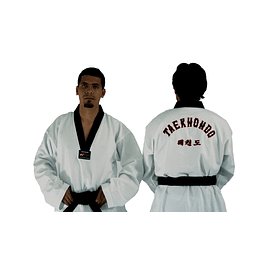 Uniforme de Taekwondo en material Acanalado o Ripstop