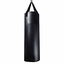 Tula o saco de boxeo en cuero natural