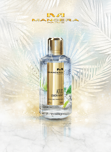 Aoud Lemon Mint EDP 120 ml