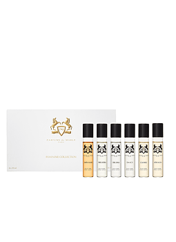 Set Feminine Discovery Collection 6 Referencias 4x10 ml