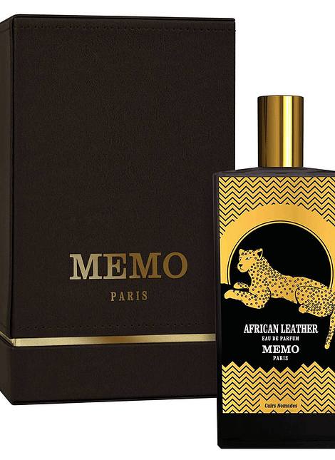 AFRICAN LEATHER MEMO 75ML