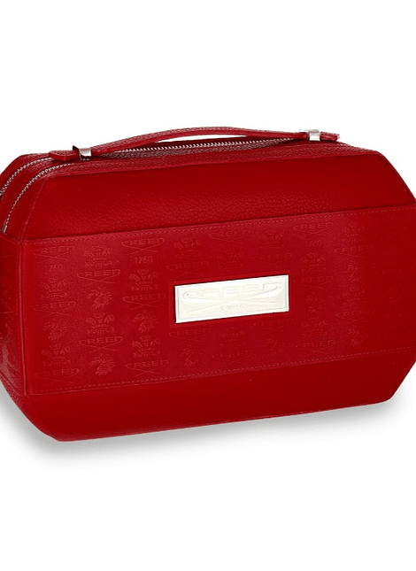 CREED LEATHER TRAVEL BAG