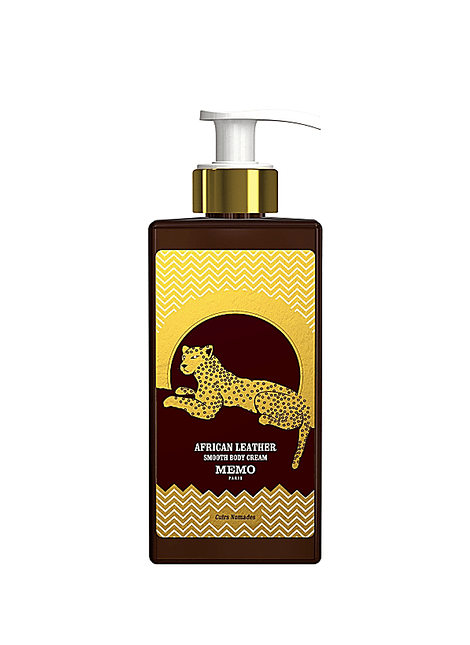 BODY CREAM AFRICAN LEATHER 250ML