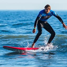 AULA DE SURF (Pack 5 Aulas)