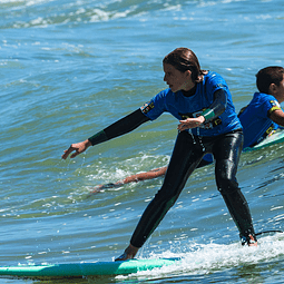 Cours de Surf au Lycée Français | 2ème Semestre | 11 cours