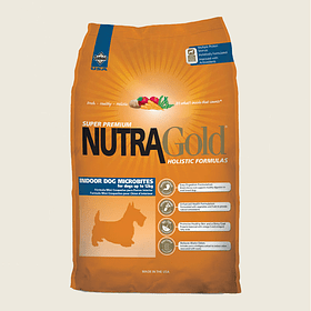 Alimento Nutra Gold Holistic Adult Micro Bites Indoor (7,5Kg)