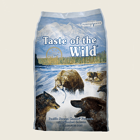 Alimento Taste Of The Wild Pacific Stream Adult Salmon (12,2Kg)