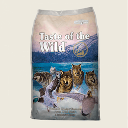 Alimento Taste Of The Wild Wetland Canine Adult (Duck) (12,2Kg)