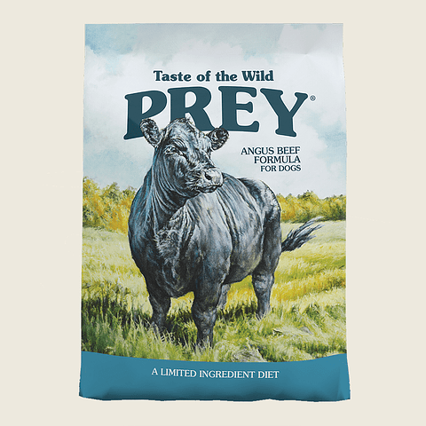 Alimento Taste Of The Wild Prey Angus All Stages (11,36Kg)