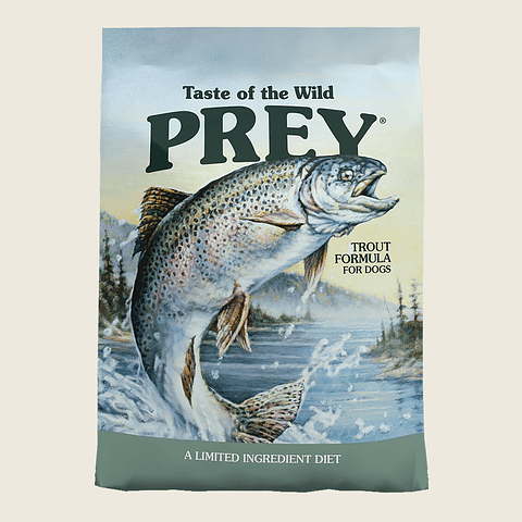 Alimento Taste Of The Wild Prey Trout All Stages (11,36Kg)