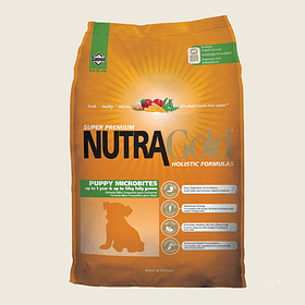Alimento Nutra Gold Holistic Puppy Microbites Indoor (7,5Kg)