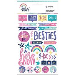 Epoxy sticker Colección Dream in colour