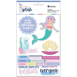 Embellishment pack Colección Make a Splash